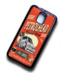 KOOLART PETROLHEAD SPEED SHOP Design For Retro Mk4 Ford Escort RS Turbo RST Case Cover Fits Samsung Galaxy S5